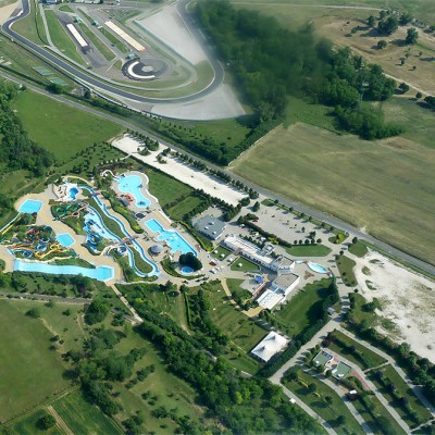 Hungaroring, Aquaréna